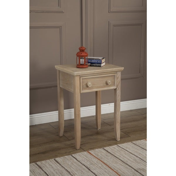 Cape May 1 Drawer 4 Leg Night Stand 24072121