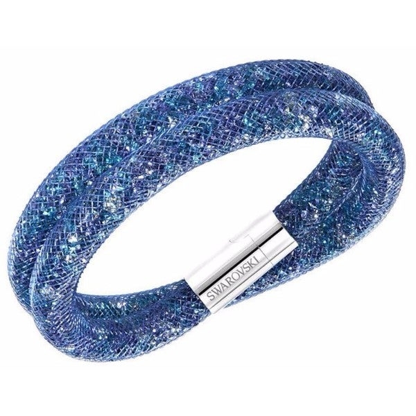Stardust Blue Double Wrap Bracelet 24096825