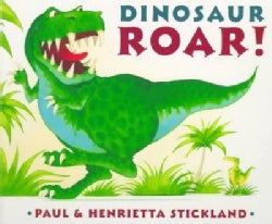 Dinosaur Roar! (Board book)