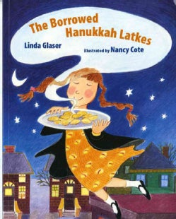 The Borrowed Hanukkah Latkes (Paperback)