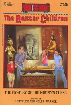 The Mystery of the Mummy's Curse (Paperback)