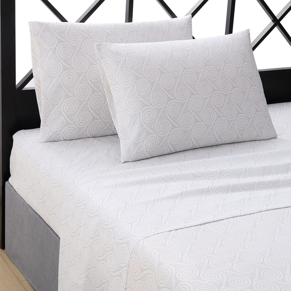 Nautilus Microfiber Sheet Set 24136429