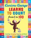 Curious George Learns to Count from 1 to 100 (Hardcover)