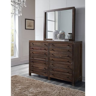 Townsend Java 8-drawer Solid Wood Dresser