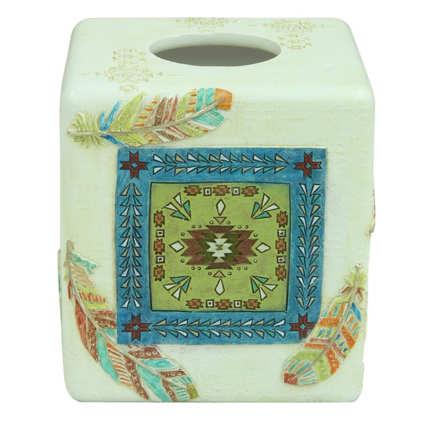 Southwest Boots Bath Accessories from Bacova Guild 24161763