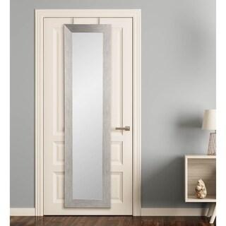 BrandtWorks Over-the-Door Full Length Mirror