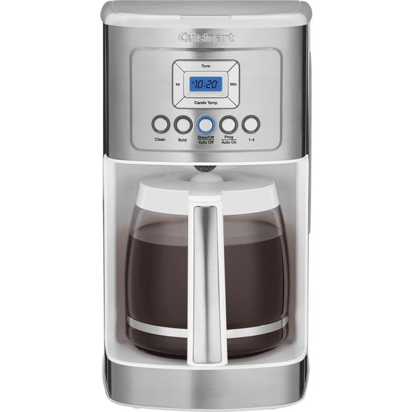 Cuisinart DCC3200WFR White 14 Cup Programmable Coffeemaker( Refurbished) 24163267