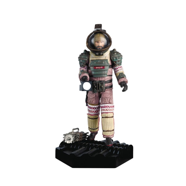 Diamond Select Toys Alien Predator Figurine Collection #6 Dallas from 'Alien' Figurine 24163945