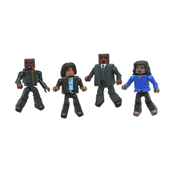 Diamond Select Toys Marvel Netflix Minimates Luke Cage Box Set 24164107