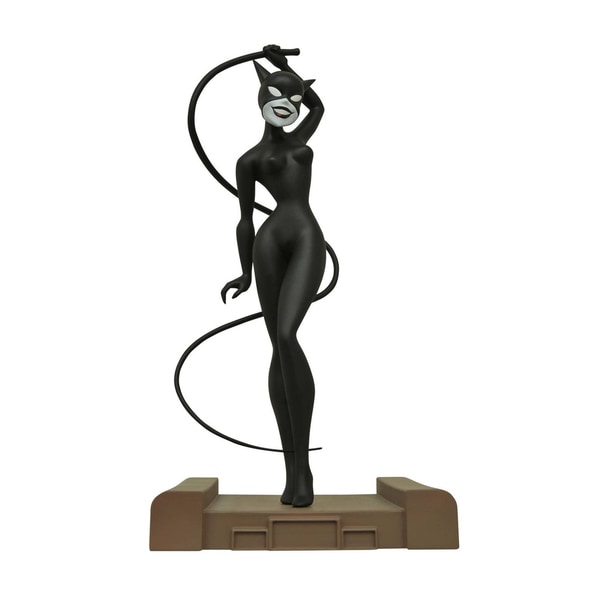 Diamond Select Toys DC Gallery 'New Batman Adventures' Catwoman PVC Action Figure 24164109