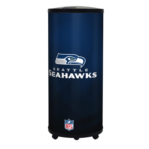 Seattle Seahawks NFL Ice Barrel Cooler