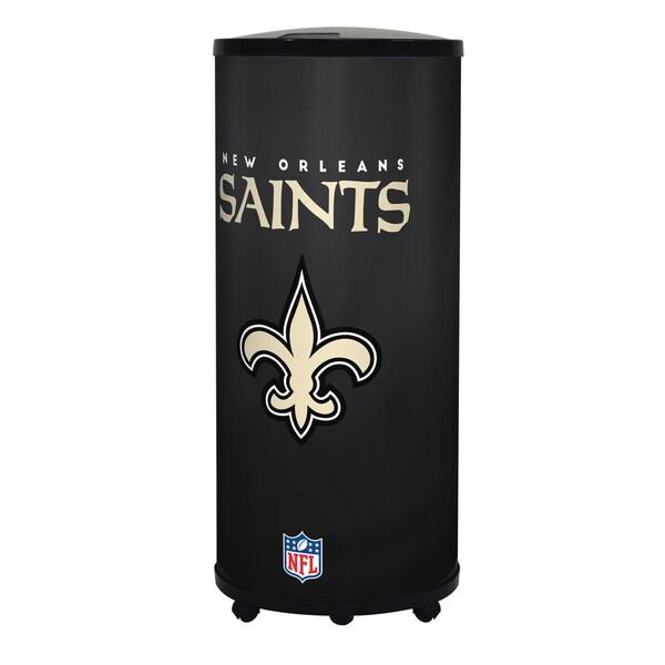 NFL New Orleans Saints 39.5-inch Ice Barrel Cooler