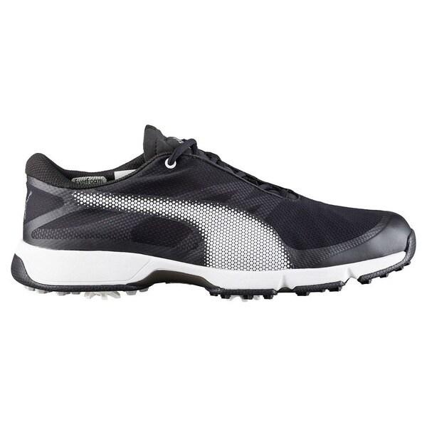 PUMA Ignite Drive Sport Golf Shoes  Black/White 24180037