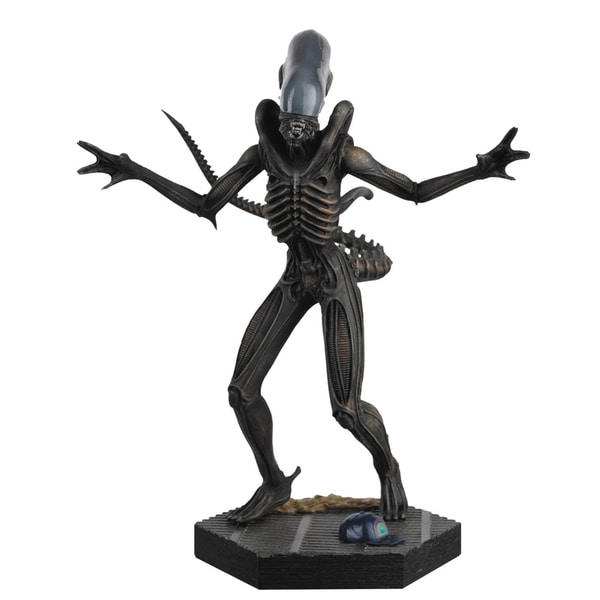 Diamond Select Toys Alien/Predator Figure Collection #1 Alien Xenomorph 24182035