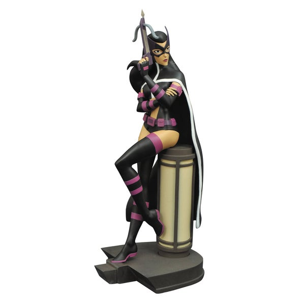 Diamond Select Toys DC Gallery Justice League PVC 9-inch Animated Huntress Action Figure 24182039