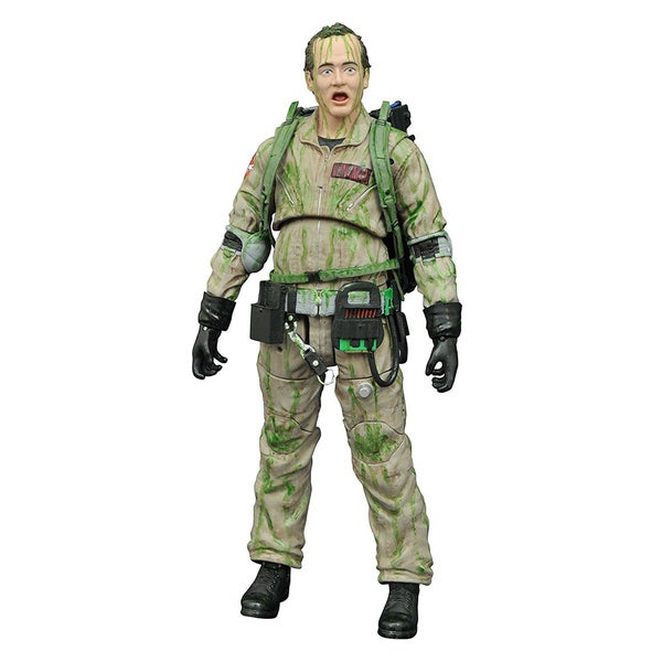 Diamond Select Toys Ghostbusters Select Series 4 Slimed Peter Action Figure 24182363
