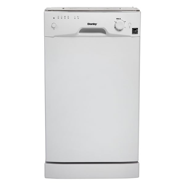 Danby DDW1801MW 8 Place Setting Built In Dishwasher White 24221989
