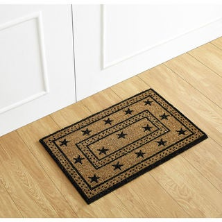 Country Star Coir Mat