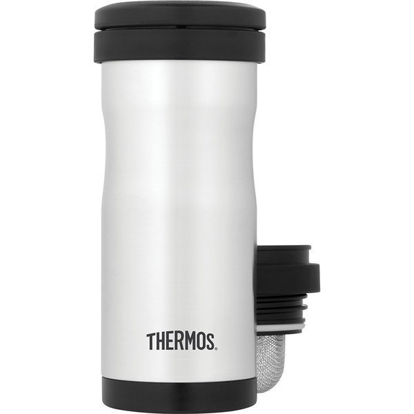 Thermos 12 Oz Vacuum Insulated Tea Tumbler w/ Infuser, Stainless Steel 24253335