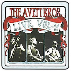 Avett Brothers - Live, Vol 2