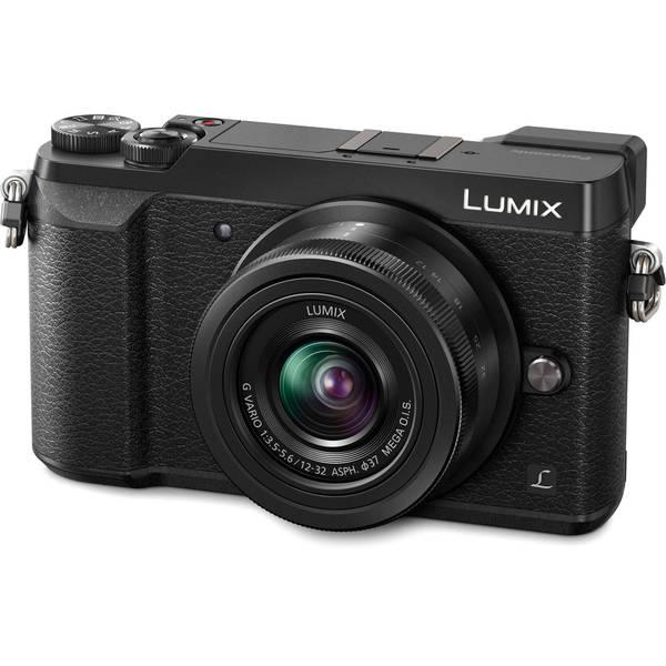 Panasonic Lumix DMC-GX85 Mirrorless Micro Four Thirds Digital Camera with 12-32mm Lens (Black) 24293211