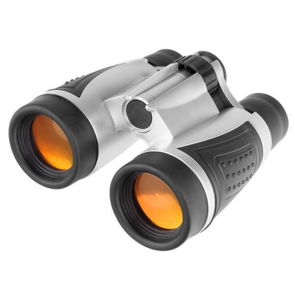 5x30 Binoculars Portable Compact Adjustable Focus for Sport and Field by Wakeman Outdoors 24293377