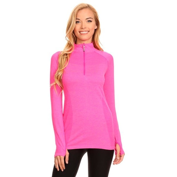 Women's Seamless Active Living Pullover Top 24293510