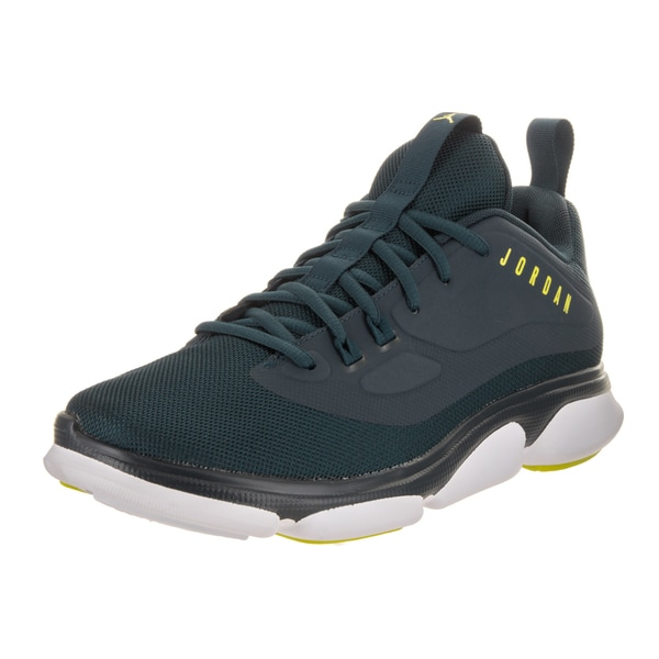 Nike Jordan Men's Jordan Impact Blue Textile Training Shoes 24294866