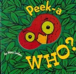 Peek-A-Who (Board book)