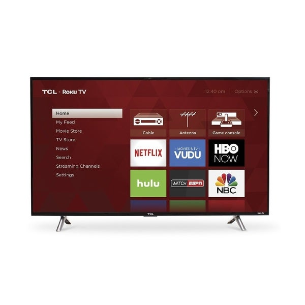 TCL 55S305 S-Series 55 Roku TV