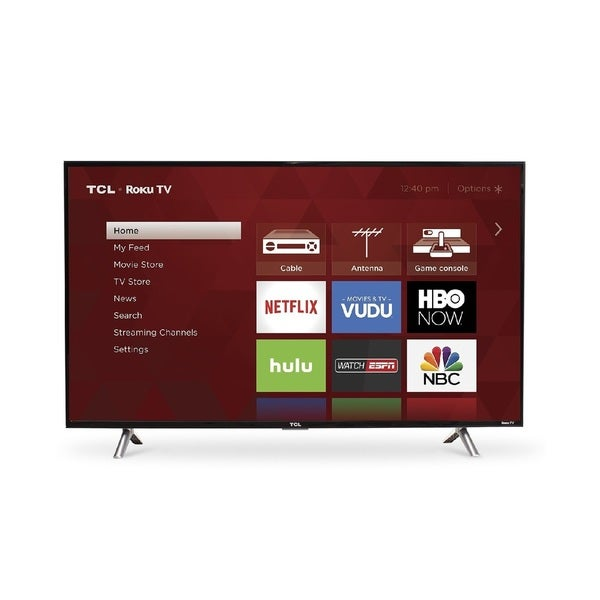TCL 65S305 S-Series 65 Roku TV