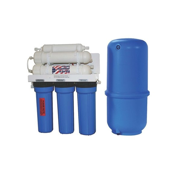 Watts Premier 521934 Six Stage Reverse Osmosis System 24328190