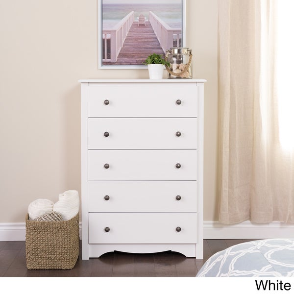 Monterey Five-drawer Chest
