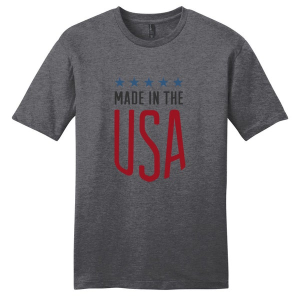 Made in the USA' America Unisex T-shirt 24340161