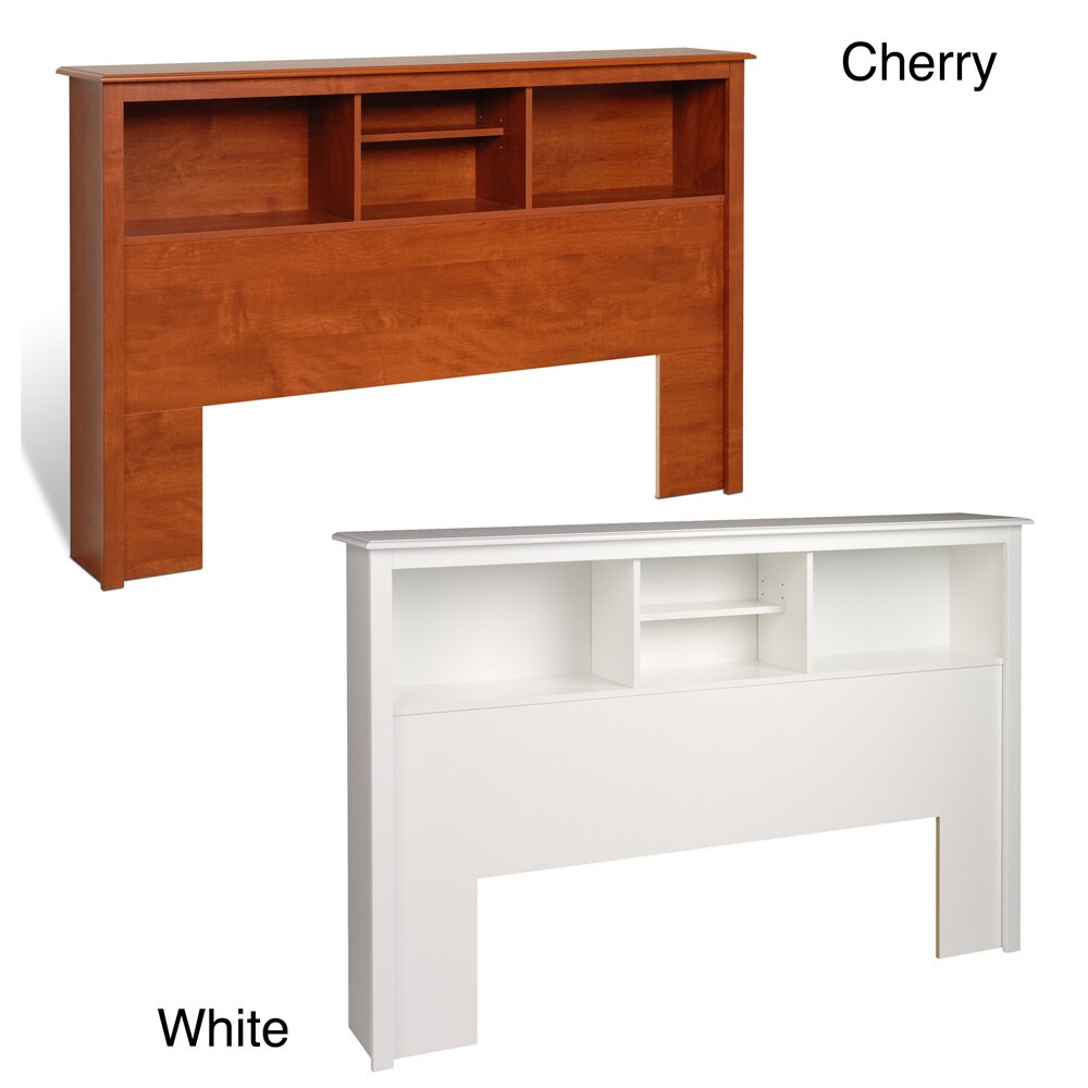Monterey Full/Queen Bookcase Headboard - Overstock ...