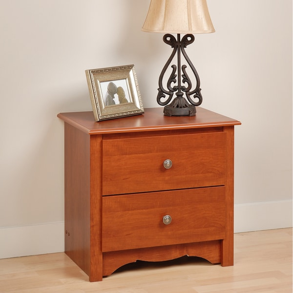 Monterey Two-drawer Nightstand