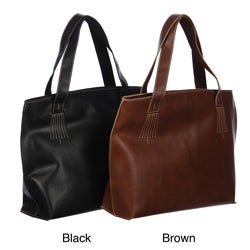 Amerileather Elegant Leather Tote