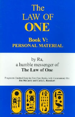 The Law of One Book 5: Personal Material (Paperback)