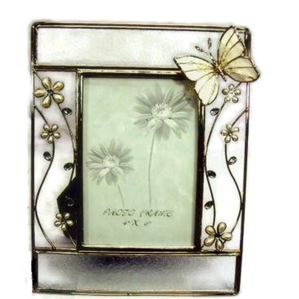 "Elegance Mariposa 4 x 6"" Picture Frame 24351646"