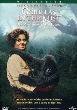 Gorillas In The Mist (DVD)