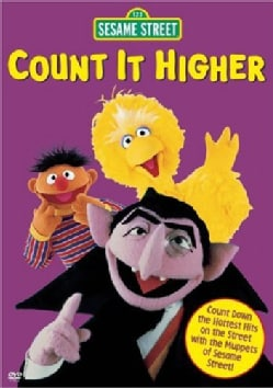 Sesame Street: Count it Higher (DVD)