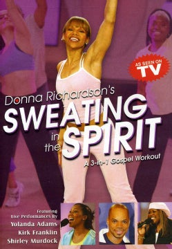 Sweating In The Spirit Inventory (DVD)