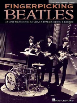 Fingerpicking Beatles: Solo Guitar (Paperback)