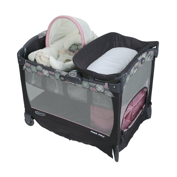 Graco Addison Pack 'n Play with Cuddle Cove Removable Seat Playard 24460901