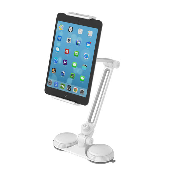 Sabrent CM-IPDH Adjustable Suction Cup Tablet Holder Stand 24467725