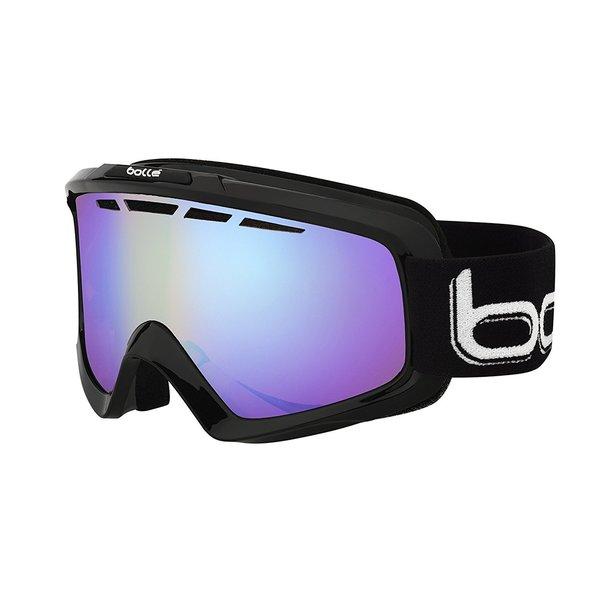 Bolle 21070 Nova II  (Shiny Black / Purple) Snow Goggles 24469015