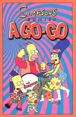 Simpsons Comics a Go-Go (Paperback)
