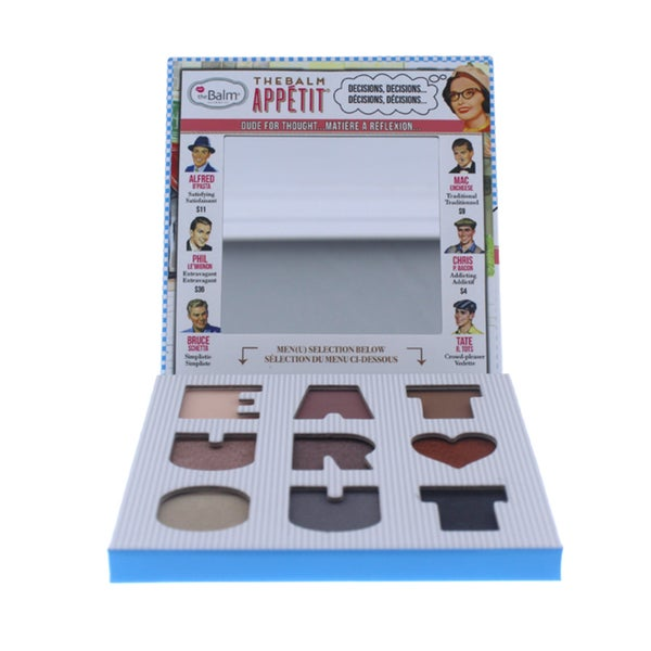 theBalm Appetit Eyeshadow Palette 24490256