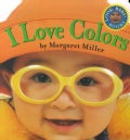 I Love Colors (Board book)