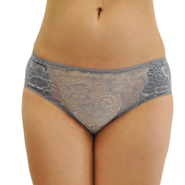 Prestige Biatta Women's Floral Lace Hipster Panty 24498715